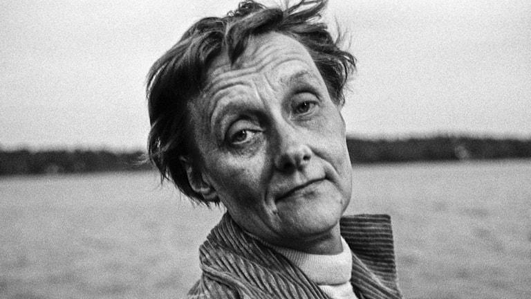 Astrid Lindgren 1965./SVT Bild