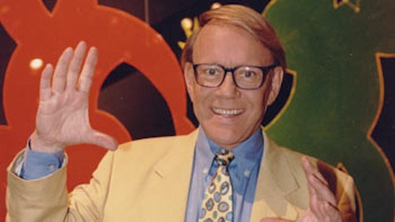 Lennart Swahn 1980-tal. Foto: SVT bild