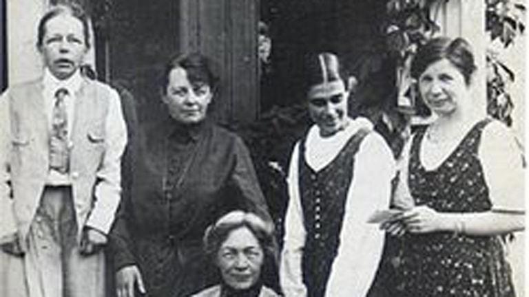 Sommarkurs för kvinnor på Fogelstad