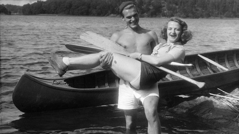 Radiofynd: Hemestertips sommaren 1946