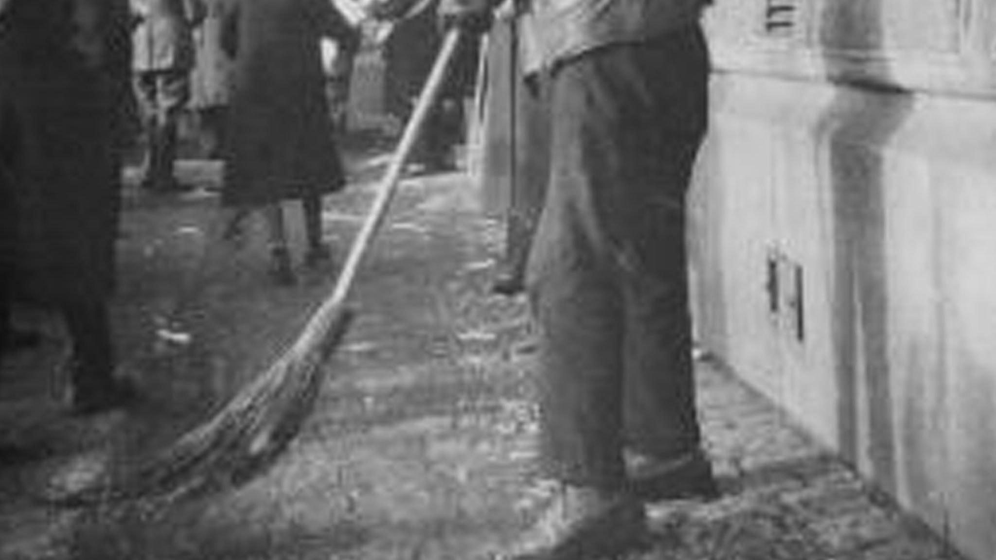 Skräp som tidsmarkör 1944