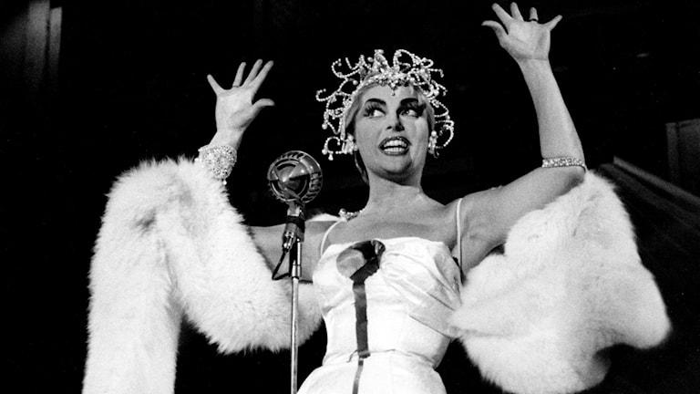 Radiofynd: Ekivok sommarshow med Git Gay 1964