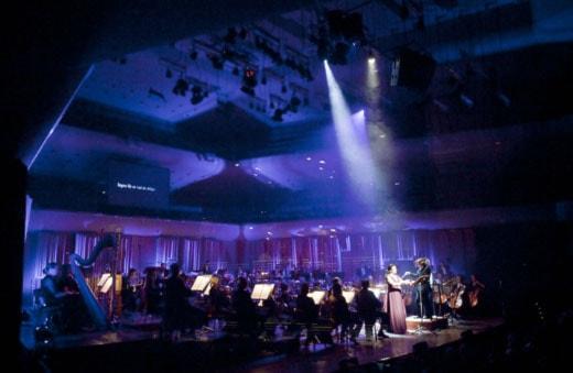 Konsert från Östersjöfetsiveln 2010. Foto: Johan Ljungström/SR