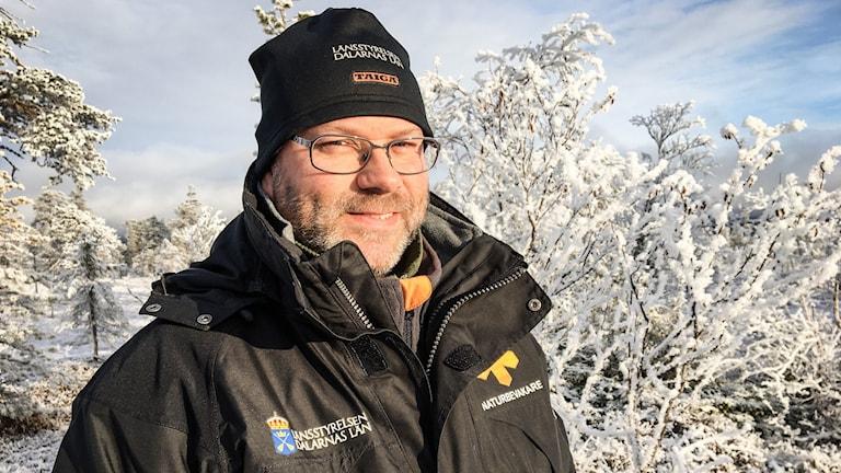 John Halvarsson, Fulufjället