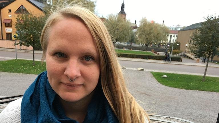 Ida Karlsson. Foto: Martin Eriksson / Sveriges Radio.