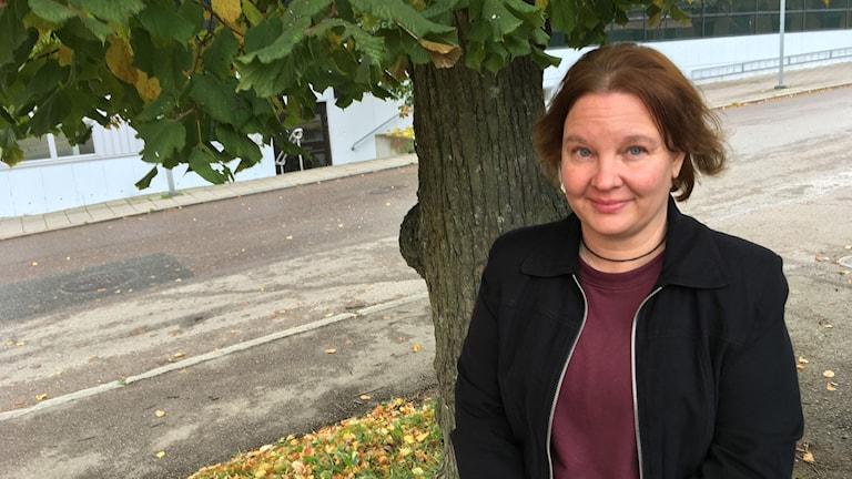 Solinda Lövstedt från Språkvän Avesta