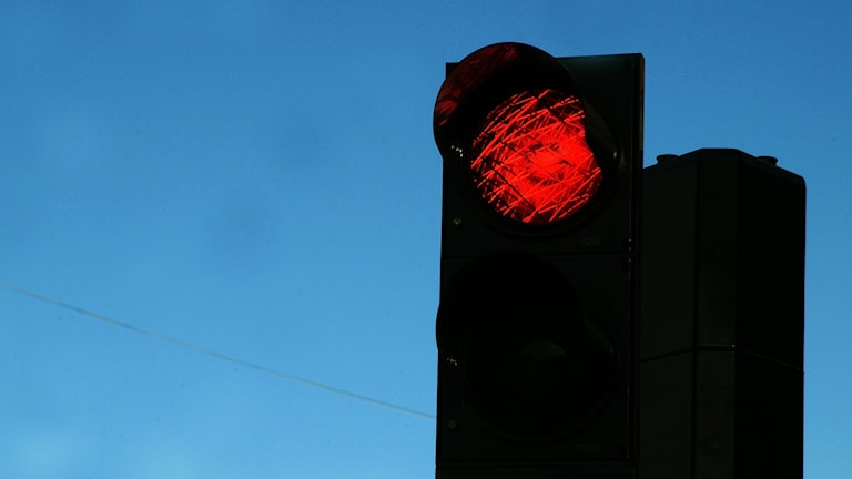 Varför uppträder trafikljusen som de gör?