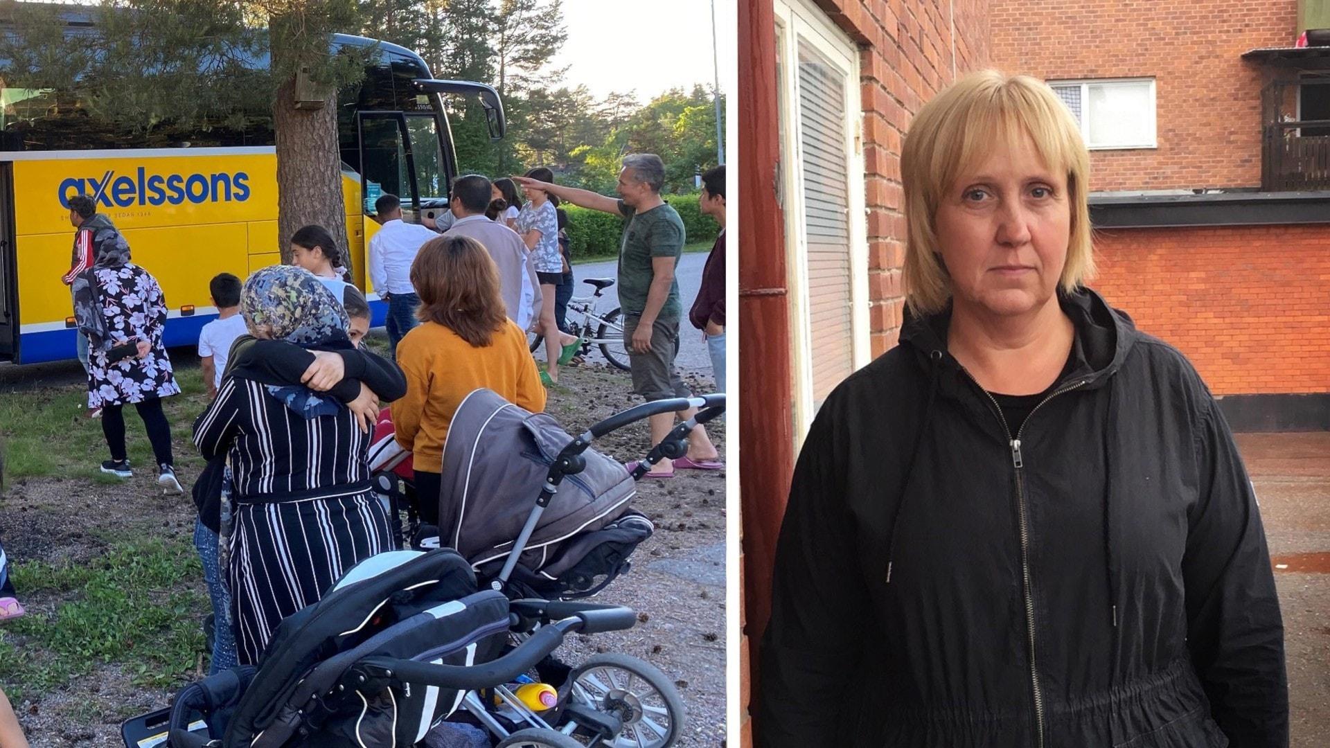 Migrationsverket flyttar människor – stor påverkan på kommunerna