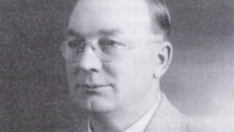 Hjalmar Sjöstrand.