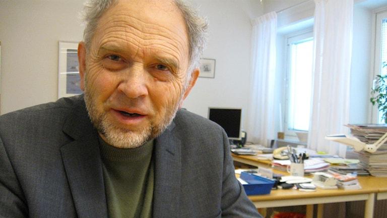 Ulf Hållmarker, chefsläkare för Vasaloppet.