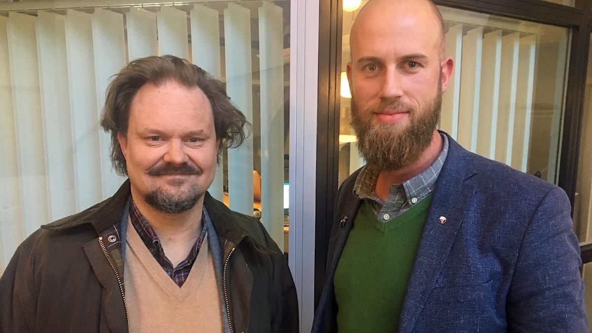 """Dalarnas Tidningar: """"Moderaterna i Dalarna gör som Trump"""""""
