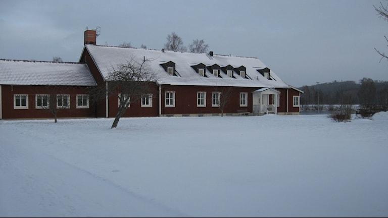 Älvgårdens låsta avdelning. Foto Johannes Rosendahl