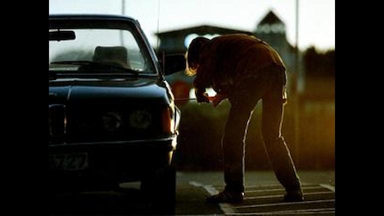 Bilstölderna har minskat med 30 procent i länet. Foto: Pr B.