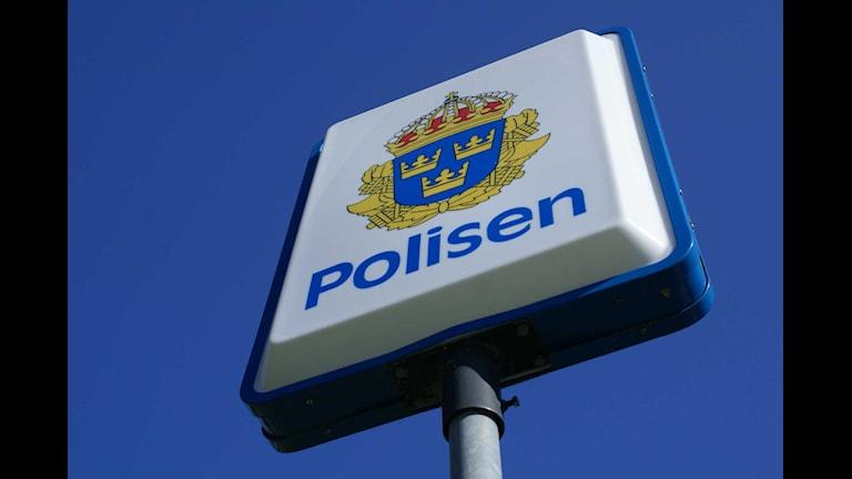 De nya tipsen om 22-åringens försvinnande ledde inte polisen närmare en lösning. Foto: Magnus Hansson / Sveriges Radio.