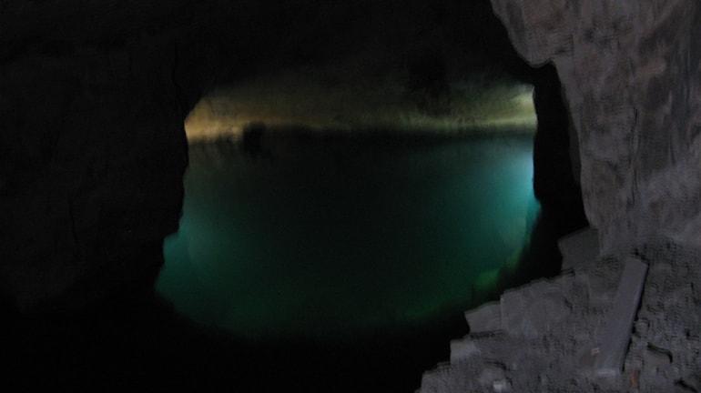 Tuna Hästbergs gruva.