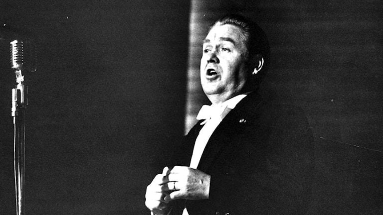 Jussi Björling 1960. Foto: Scanpix