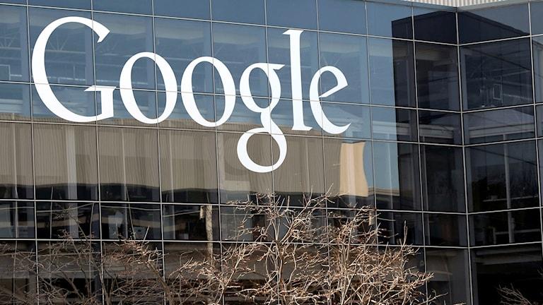 Googles högkvarter i USA