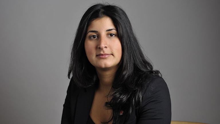 Roza Güclü Hedin, riksdagsledamot för Socialdemokraterna Foto: Henrik Montgomery/Scanpix.