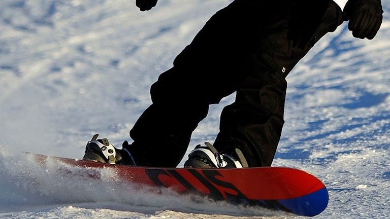 Snowboard. Foto Scanpix.