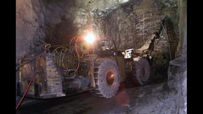 Bolidens gruva i Garpenberg. FOTO: PrB