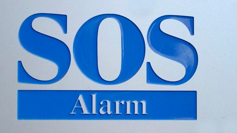 SOS Alarm. foto Janerik Henriksson, Scanpix.