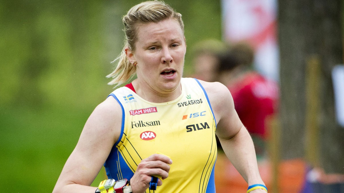 Helena Jansson, Leksands OK.. Foto: Jens L' Estrade/Scanpix.
