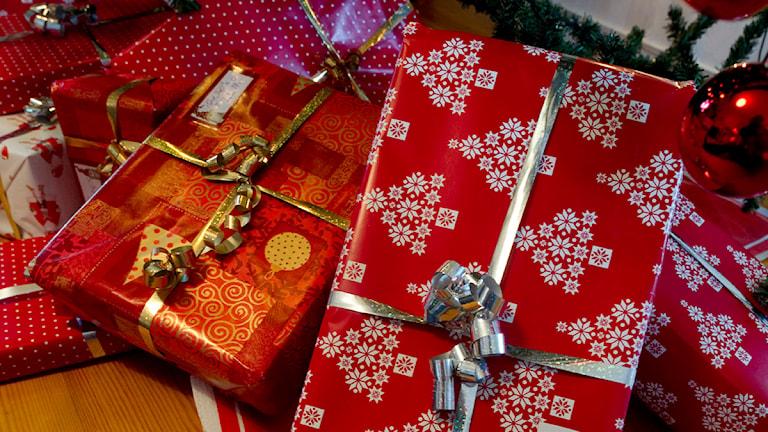 hitta en julklapp i sök och finn