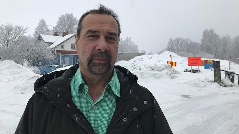 Hannu Mikkonen är en av Ludvikas sverigefinländare.