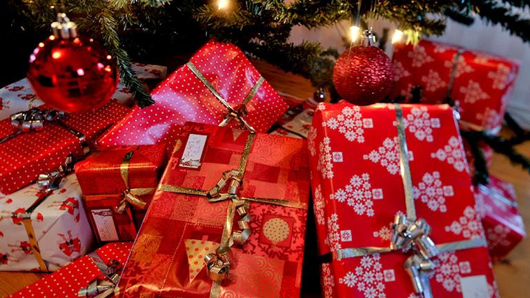 Årets julklapp presenteras idag. Foto: Jonas Ekströmer/Scanpix