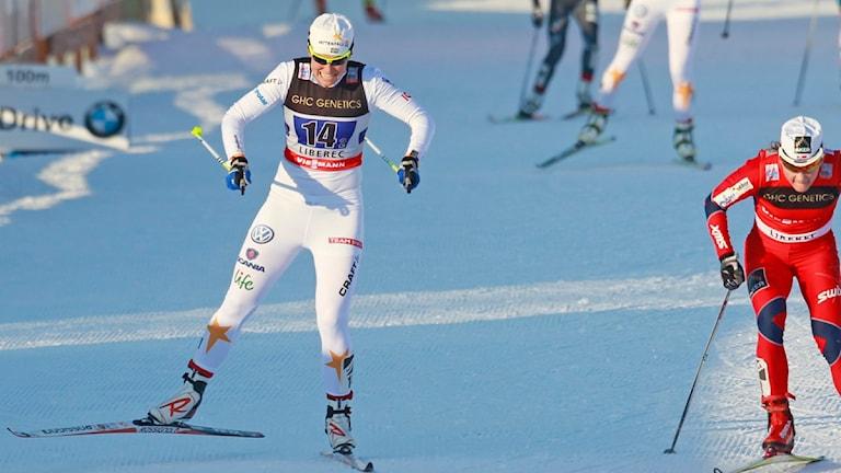 Stina Nilsson. Foto: Scanpix.