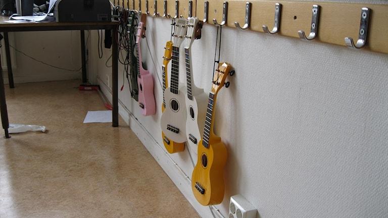 Musik Gitarr musikskola kulturskola musiklektion