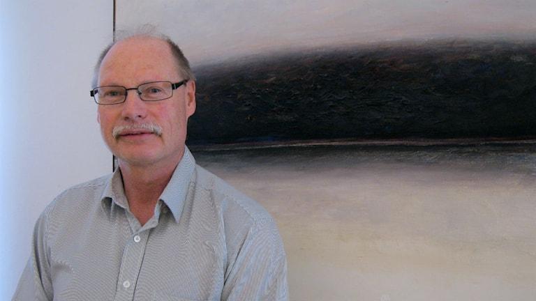 Arbetsmarknads- och socialnämndens ordförande Kenneth Persson (S) Foto: Lotta Rydén