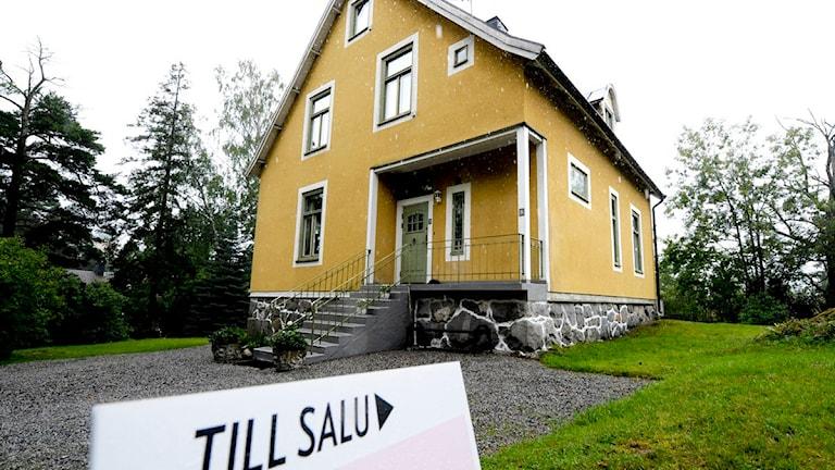 Dyra villor i Falun