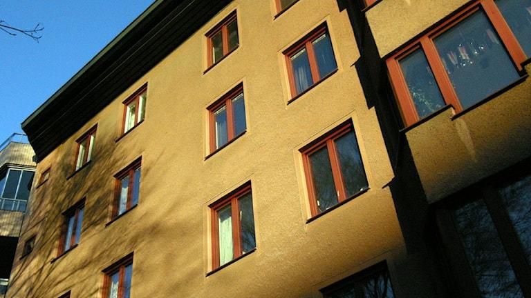 Hyreshus lägenheter. Foto: Hasse Holmberg/Scanpix