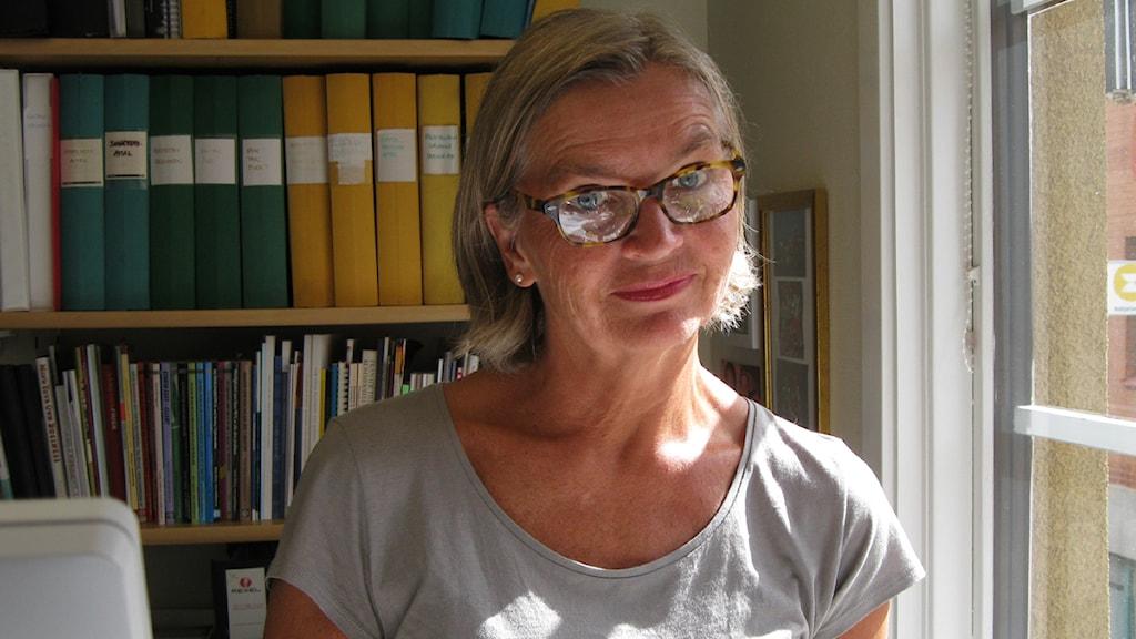 Lisbeth Hedin-Sahlin, regionchef på Företagarna Dalarna