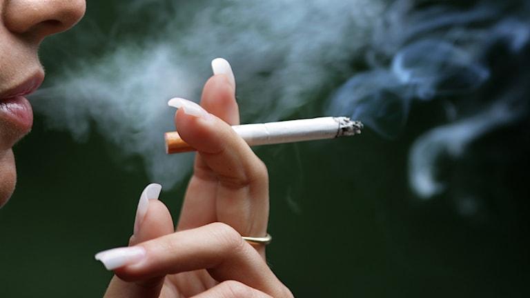 Kontroller av rökning på skolgårdar