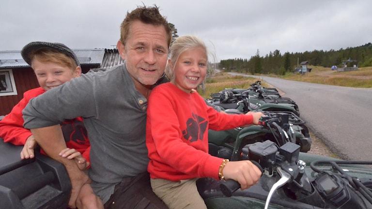 Folke Gustafsson Rickard Olsson Annie Serneholm