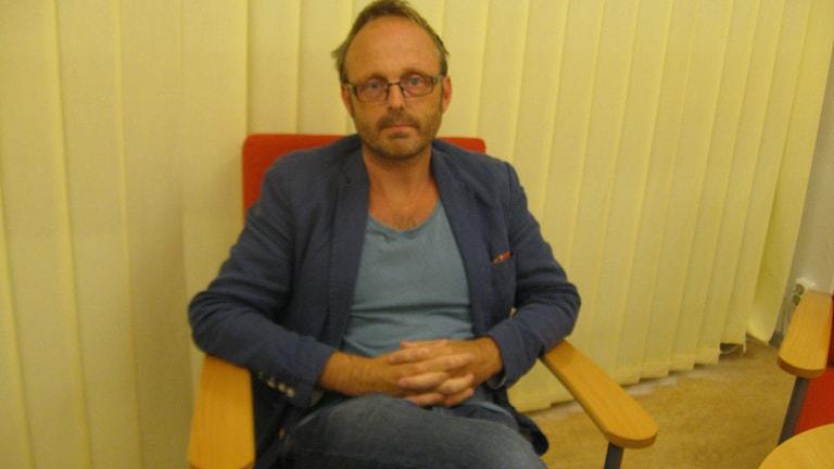Tomas Ahlin, socialtjänsten i Borlänge.