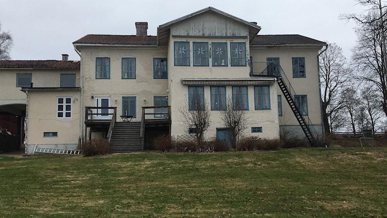 Grangärde hotell, turisthotell, nazister, judar, andra världskriget