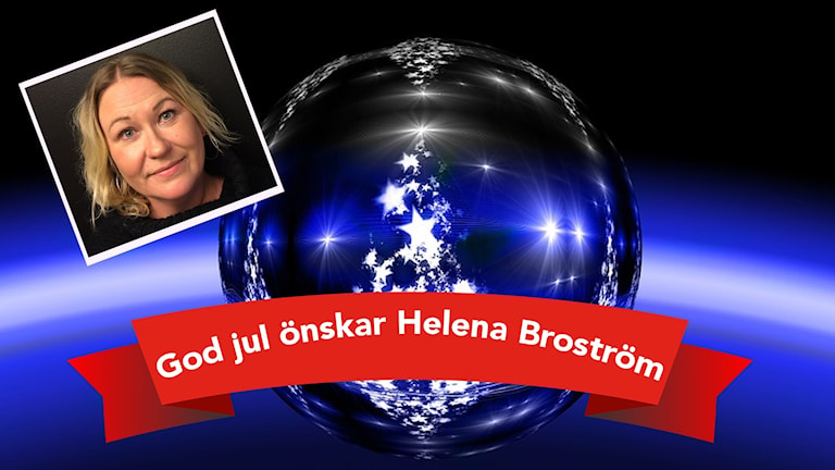 Helena önskar god jul