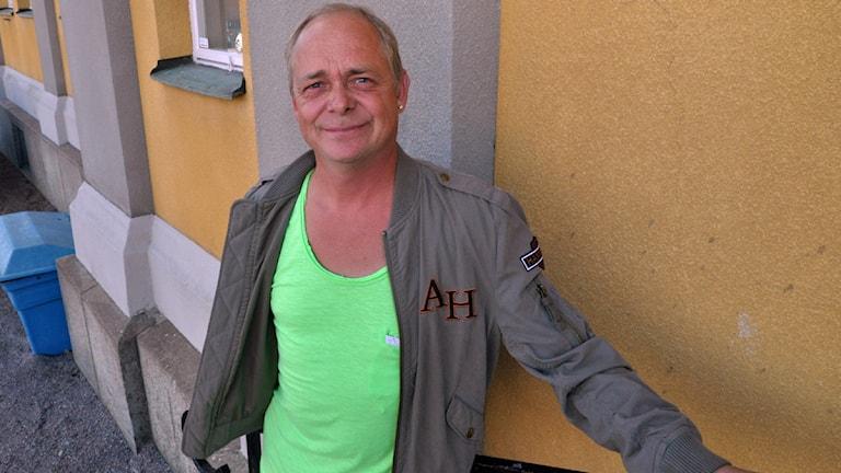 Mats Eriksson, ordförande RFSL Dalarna