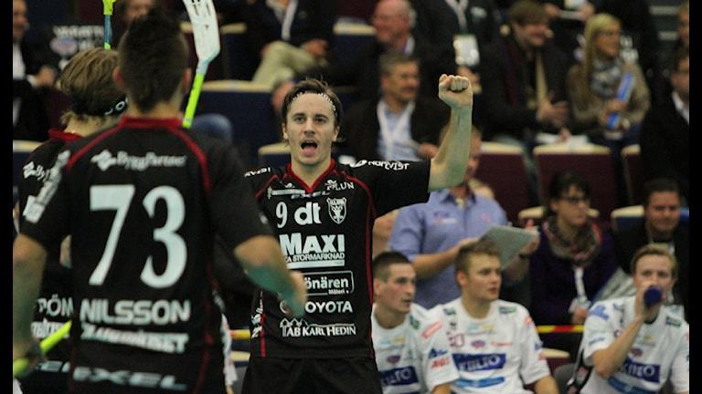 IBF Faluns Alexander Galante Carlström. Foto: IFF.