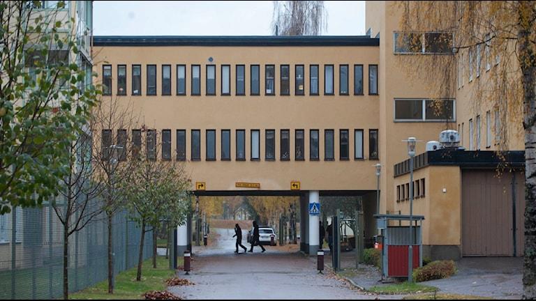 Rättspsykiatrisk kliniken Säter.