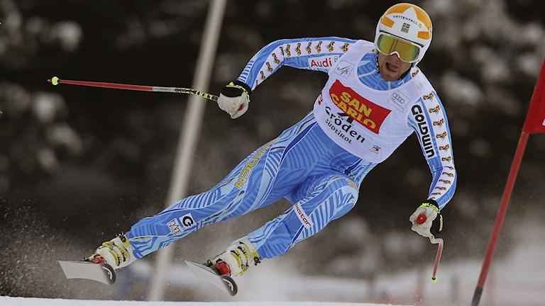 Hans Olsson. Foto: Alessandro Trovati/TT