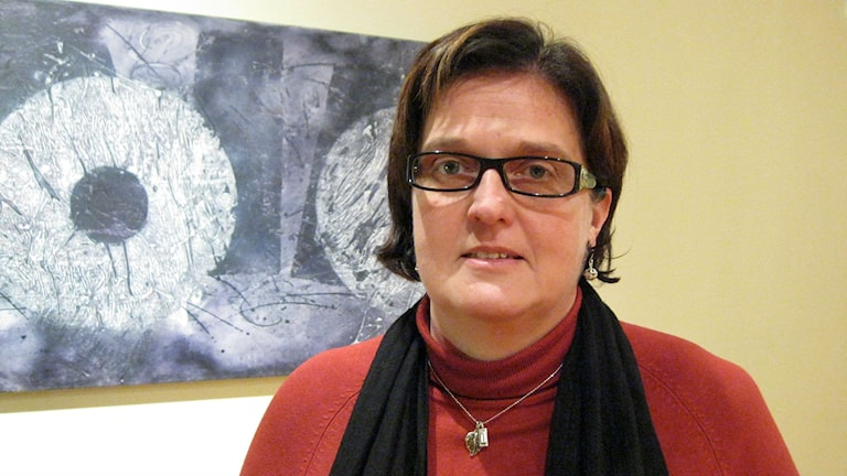 Marie Olsson.