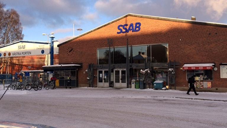 SSAB i Borlänge
