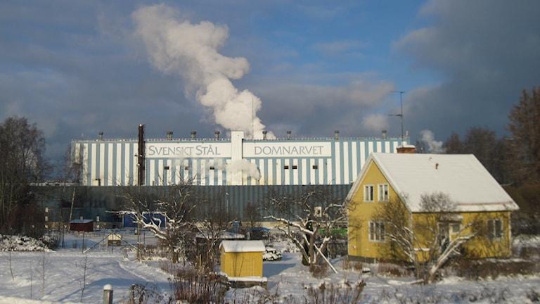 SSAB ska vara helt fria från fossil energi år 2045, men vad som ska göras i Borlänge är inte klart.