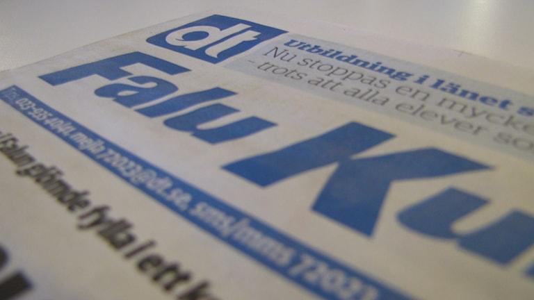Dalarnas tidningar varslar journalister