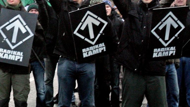 Svenska Motståndsrörelsen  SMR