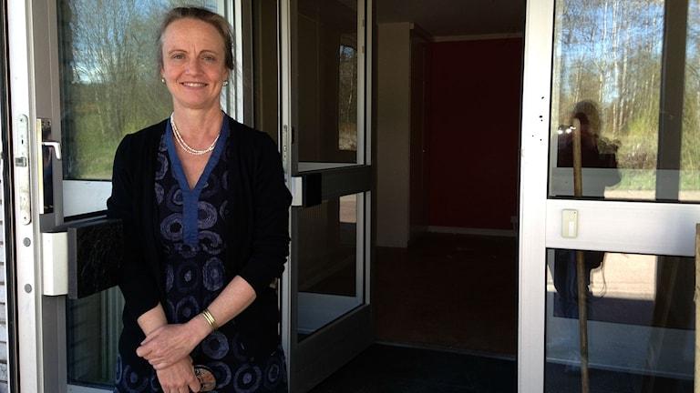 Eva Nordfjell, integrationschef i Orsa och chef för kommunens boende för ensamkommande flyktingbarn.